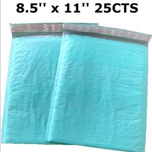 Bubble Mailer 8.5 x 11 Padded Envelope Mail